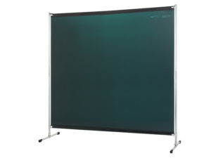 36 39 26 Gazelle 200 cm Cepro Green-6 curtain - web